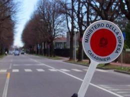 Immagine di archivio dei Carabinieri di Brugherio. Foto di Raffaele Centonze