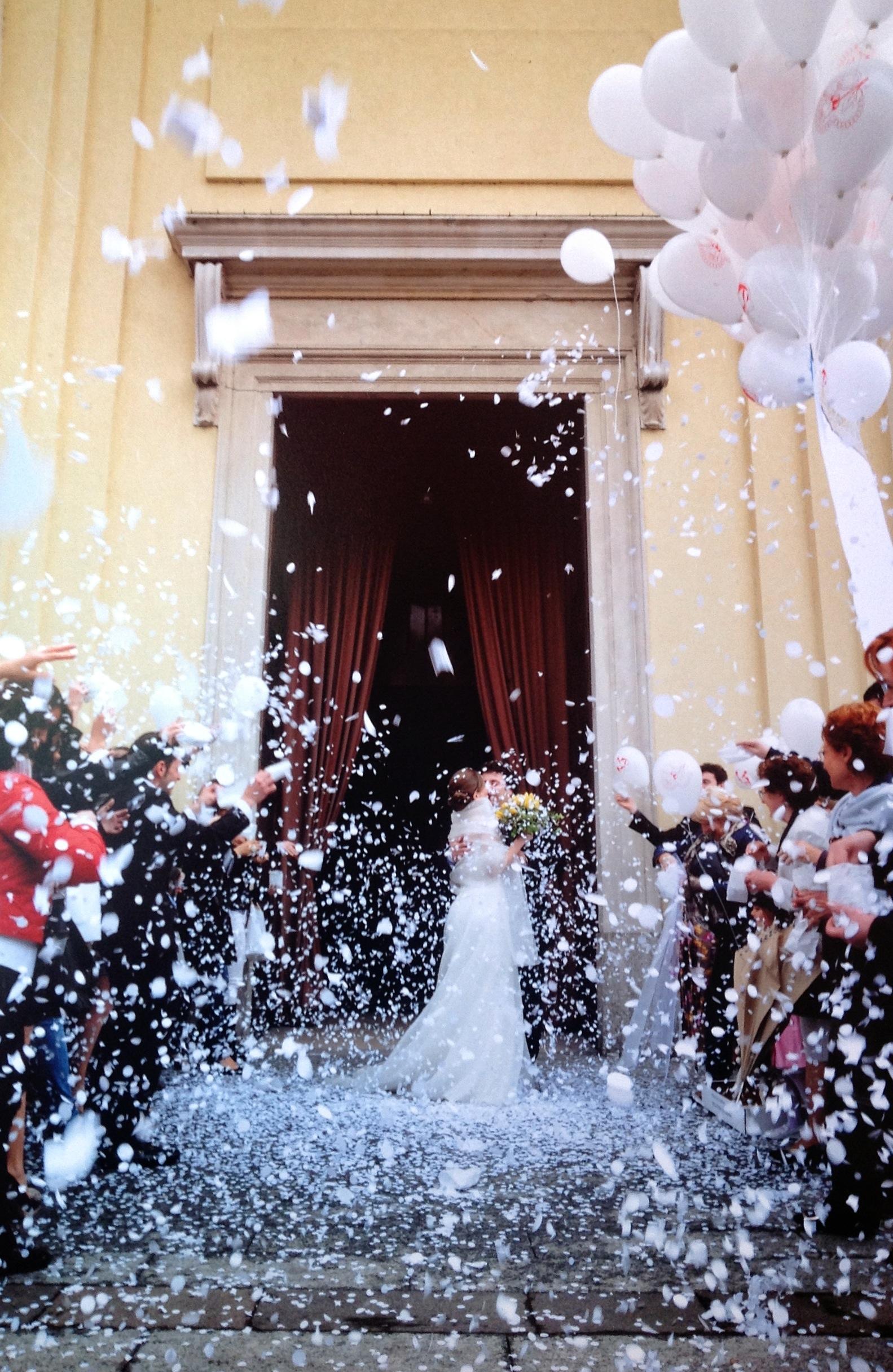 Matrimonio In Chiesa Vale Anche Civilmente : In dieci anni di matrimoni noi brugherio