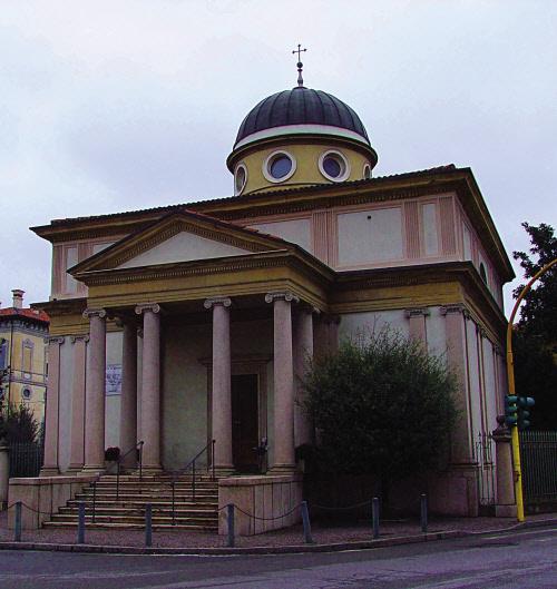 Tempietto di San Lucio Moncucco