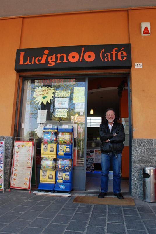 Lucignolo – Antonio Gentile