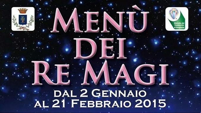 menu dei re magi