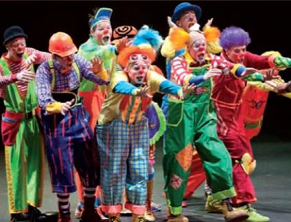 clown carnevale