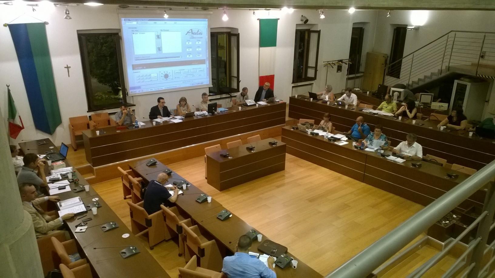 consiglio comunale 27 luglio