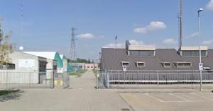 L'ingresso del Centro Sportivo (foto da Google Maps)