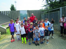 all soccer open day
