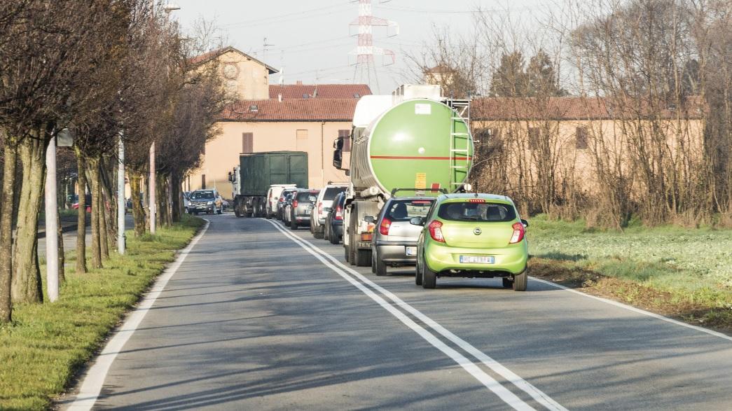 traffico via rodari