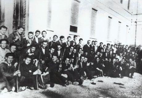partigiani sciviero