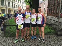 gsa mezza maratona riga