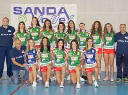 sanda volley 2016 17