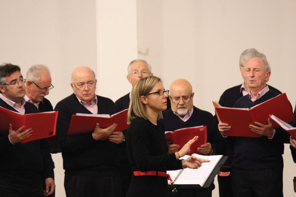 coro fioccorosso
