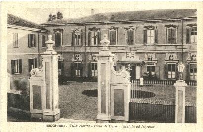 villa fiorita storia