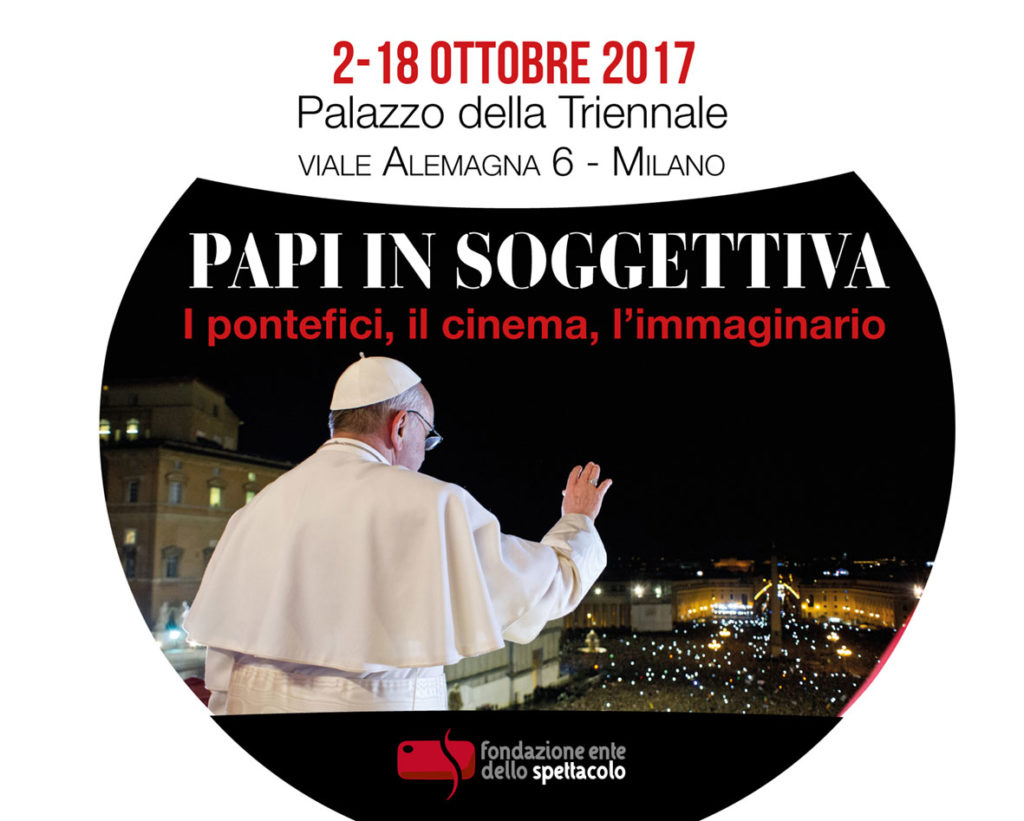 Papi in soggettiva in triennale la mostra sui pontefici for Viale alemagna 6 milano