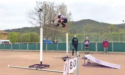 Il salto di Antonio Paoletta